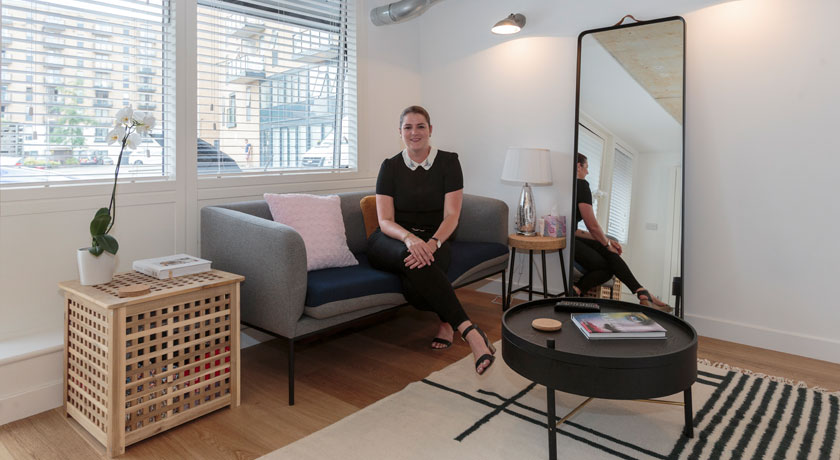 First Time Buyer Bags A Dream Home In South West London